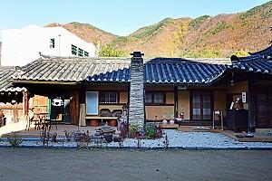 정선읍내 현존하는 가장 오래된 양반 가옥, 정선 상유재 고택