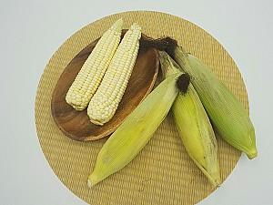 여름철 대표 간식 옥수수