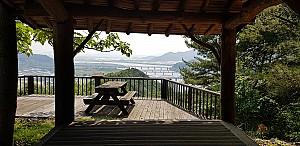 낙동강변의 김해 독산마을