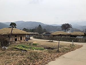과거로의 여행, 외암리 민속마을