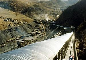아직도 석탄을 생산하는 민영탄광 : 경동 상덕광업소