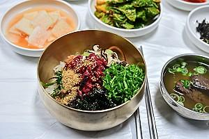 인기있는 외식메뉴, 비빔밥