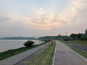 레고 어린이정원이 있는 남양주 삼패 한강 공원