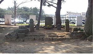 대기근에 맞서 제주도민을 구한 의녀(義女) 김만덕 묘비
