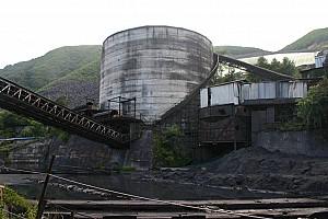 석탄을 수송하던 선박