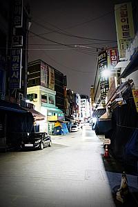 한국을 대표하는 전통시장 남대문시장
