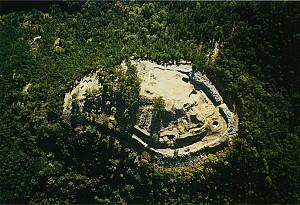백제 부흥 운동의 마지막 요새였던 전남 여수의 고락산성