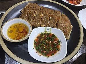 숭덩숭덩 썰어 먹는 장터의 맛, 메밀전병