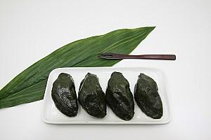 노비를 위해 만든 특별한 음식, 영광 모싯잎송편