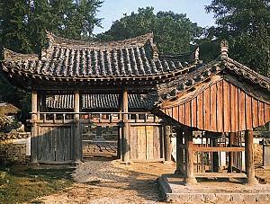 고운  최치원이 그리워지는, 정읍 무성서원 현가루