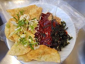주전부리 간식이 지역을 대표하는 향토음식으로 등극하다, 대구 납작만두