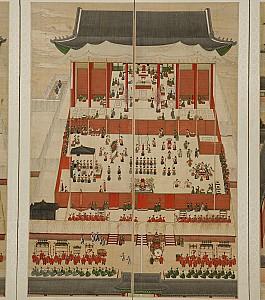 조선시대 궁중정재를 집대성한 김창하