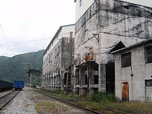 철암역두 선탄시설(근대산업문화유산 등록문화재)