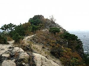 삼국시대 유적이 발견된 서울 면목동 일대 용마산1~7 보루