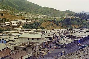 동양 최대의 민영탄광 동원탄좌 사북광업소