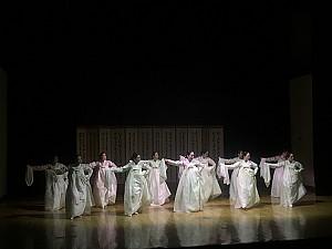 민살풀이 계보의 마지막 춤꾼, 장금도