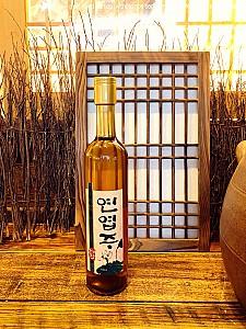 연잎으로 운치를 더한 전통주, 아산 연엽주
