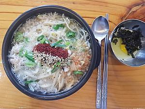 사시사철 간편하게 먹는 콩나물국밥