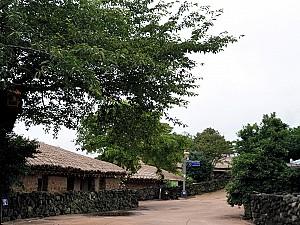 옛 제주마을 모습 그대로, 성읍민속마을