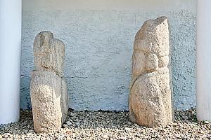 풍수지리상 뱃사공 역할을 한  전남 담양 천변리 석인상