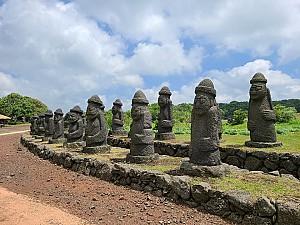 제주 특유의 돌문화가 집대성 되어있는 곳, 돌문화공원