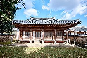 전남 평야지대 양반집의 전형, 순천 승주 조순탁 가옥