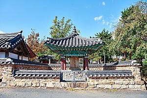 김굉필과 조위의 교유를 기념하는 순천 임청대