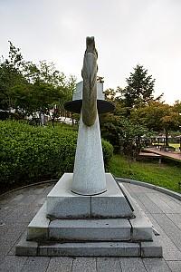뿌리공원 성씨비 (광주정씨,우측면)