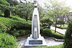 뿌리공원 성씨비 (경주이씨,우측면)