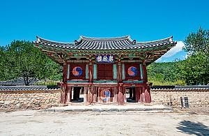 김인후와 함께 배향된 제자이자 사위, 양자징