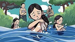 병자호란의 아픔이 담긴 서울 홍제동