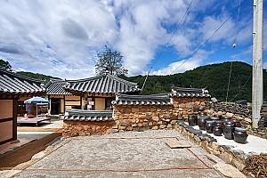 시골집 정취를 맛볼 수 있는 한옥, 영월 북쌍리 고택