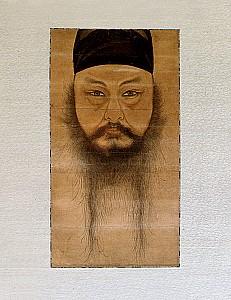 한국 초상화의 걸작 「자화상」의 화가, 공재 윤두서