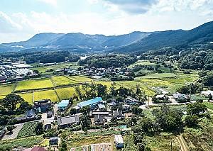 조선 후기 살림집의 특징을 보여주는 용인 이주국 장군 고택