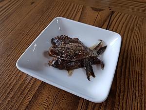 제주를 대표하는 생선 '자리돔'으로 담근 자리젓