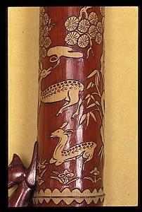 화살 넣는 통을 만드는 전통장(국가무형문화재 제93호)