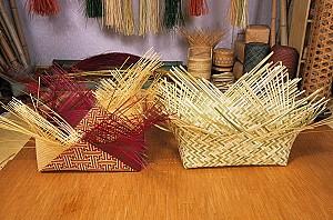 알록달록 대나무 상자를 만드는 채상장(국가무형문화재 제53호)
