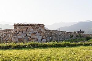 삼포왜란의 흔적이 있는 웅천읍성