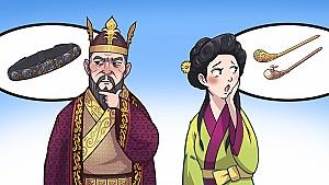 대가야의 궁녀들이 비녀를 풀고 간 고령 옥잠