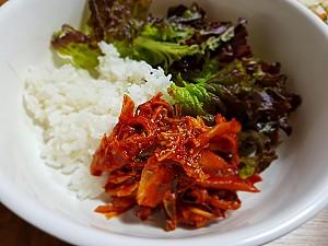 속 좁다고 얕보지만 중국황제의 입맛까지 사로잡았던 생선, 인천 밴댕이회무침