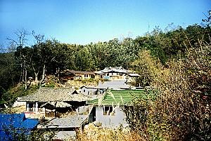 마굿간이 돌출되어 있는 속초 전통민가, 속초 김종우 가옥