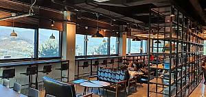 만화카페가 있는 안성 보개도서관