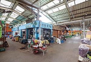 지리산과 남해가 만나는 하동시장과 화개장터