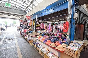 조선시대 개설되었던 남원읍내장을 계승한 남원공설시장