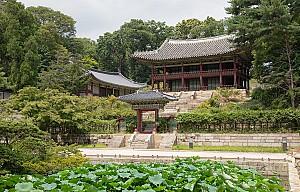 정조의 개혁정치와 문예부흥의 산실, 창덕궁 주합루