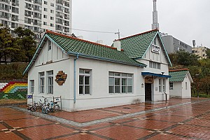 한국 근대철도의 달빛, 대구 구 반야월역사