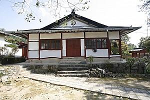 하늘의 마음은 곧 하나이니, 대전 수운교 본부법회당