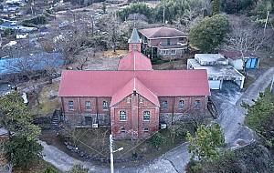 붉은 벽돌성당의 기적 - 나주 노안성당