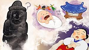 김기수의 현몽으로 찾아낸 전북 남원 주천석장승