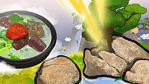 고양이 바위가 쪼개져 탄생한 경기도 광주 곤지암